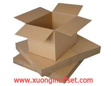 Làm hộp carton nhiều kích cỡ 3-