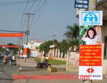 In bạt HiFlex, in băng rôn giá rẻ - 2011-033-