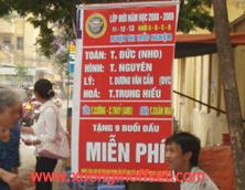 In bạt HiFlex, in băng rôn giá rẻ - 2011-018-