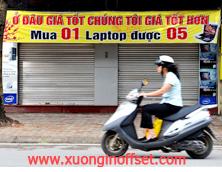 In bạt HiFlex, in băng rôn giá rẻ - 2011-029-